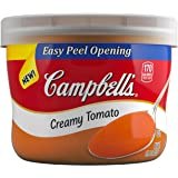 Campbell's Soup, Creamy Tomato, 15.4 Ounce (Pack of 8)