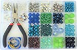 Jewelry Making Kit- Everything Included in This Beginners Jewelry kit. Girls