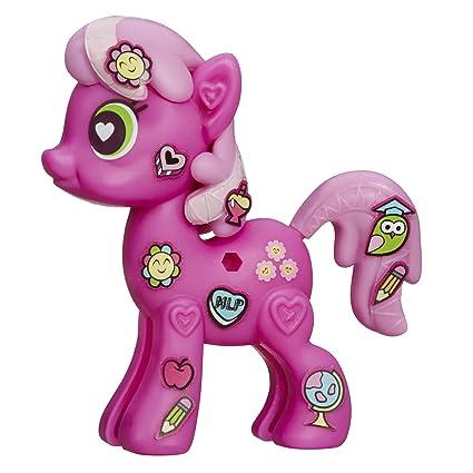amazon com my little pony pop cheerilee starter kit toys games