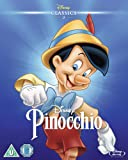 Pinocchio (1940) (Limited Edition Artwork Sleeve) [Blu-ray]