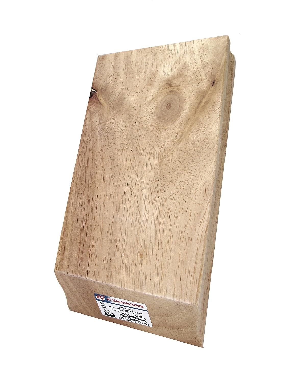 Marshalltown wbb10 wbb10 wbb10 Holz Schlagen block-no Pad B00NJYAECI | Düsseldorf Online Shop  a1df55