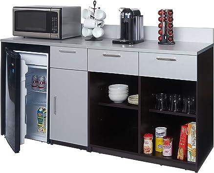 Amazon.com: Breaktime 2 pieza 3270 Café Cocina Almuerzo ...