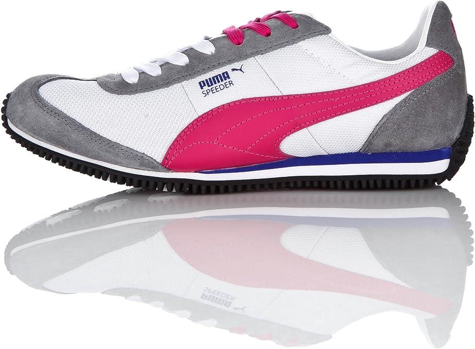 Mona Lisa oración prosperidad  PUMA Puma speeder m 2 wns zapatillas moda mujer: PUMA: Amazon.es: Deportes  y aire libre