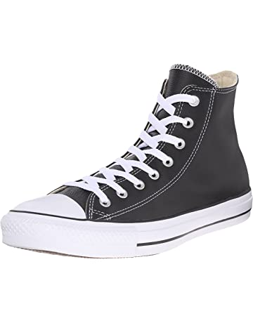 best service d9b16 6dcbd Converse Men s Chuck Taylor All Star Leather Hi