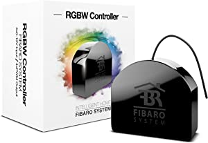 FIBARO RGBW Controller Z-Wave LED Strips Regulator, FGRGBWM-441, doesn't work with HomeKit