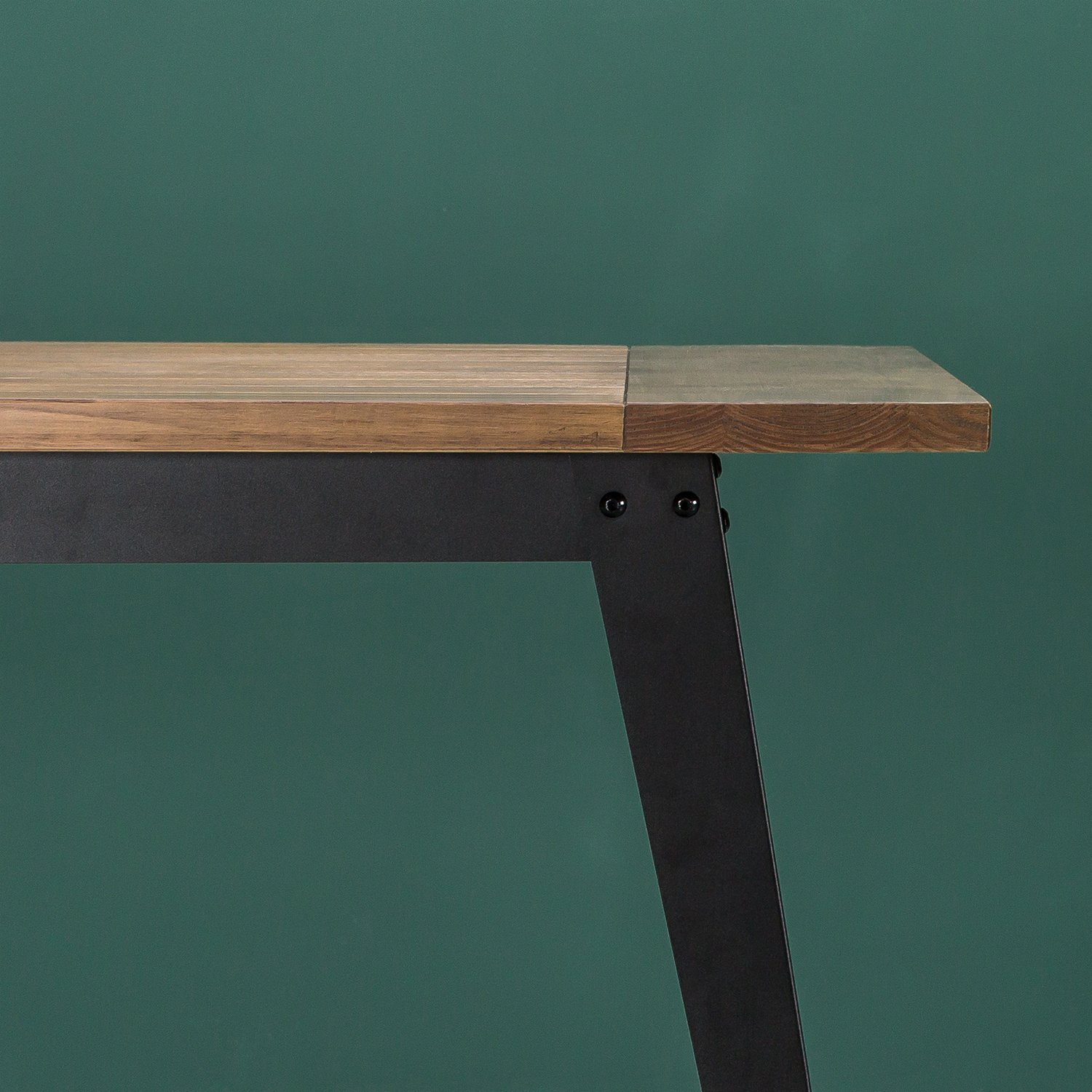 Zinus Donna Wood and Metal Dining Table by Zinus (Image #5)