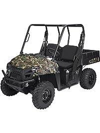 Classic Accessories 18-140-010403-00 Black QuadGear UTV Bench Seat Cover