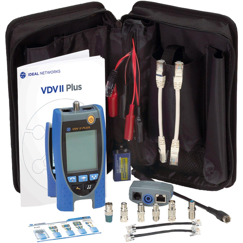 Ideal Industries R158002 VDV II Plus Network Tester