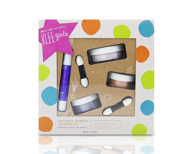 Luna Star Naturals Klee Girls 4 Piece Glorious Afternoon Gift Set