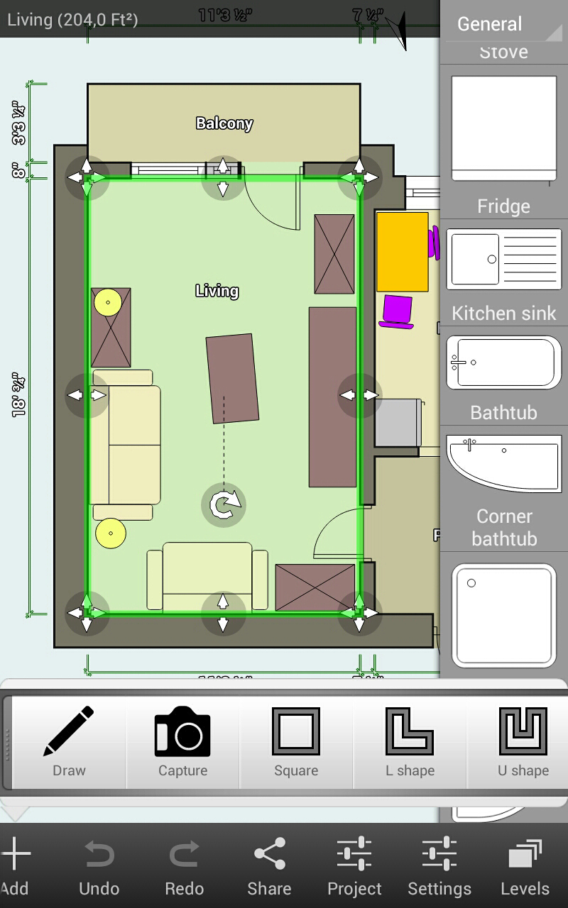 Amazon.com: Floor Plan Creator: Appstore for Android