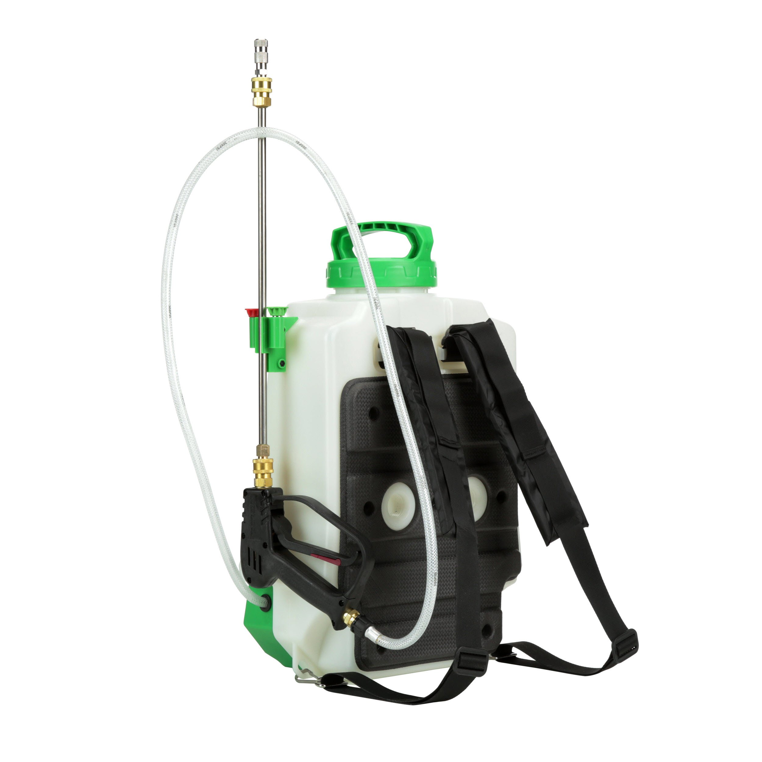 Typhoon 4-Gallon Multi-Use Continuous-Pressure 18V/5.2Ah Lithium-Ion Backpack Sprayer by FlowZone (Image #2)