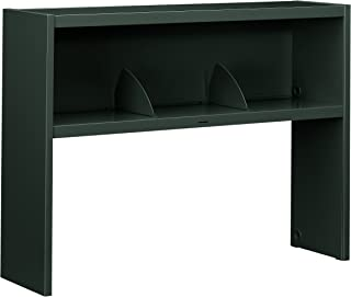 product image for HON 386548NS 38000 Series Stack On Open Shelf Hutch, 48w x 13 1/2d x 34 3/4h, Charcoal