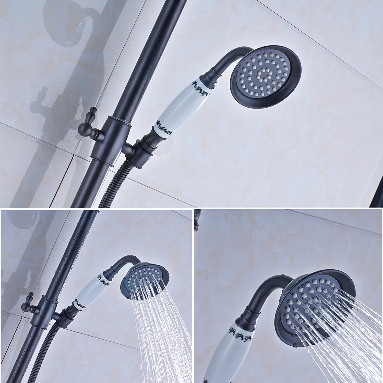 Fine Triple Shower Head Ensign - Bathtub Design Ideas - klotsnet.com