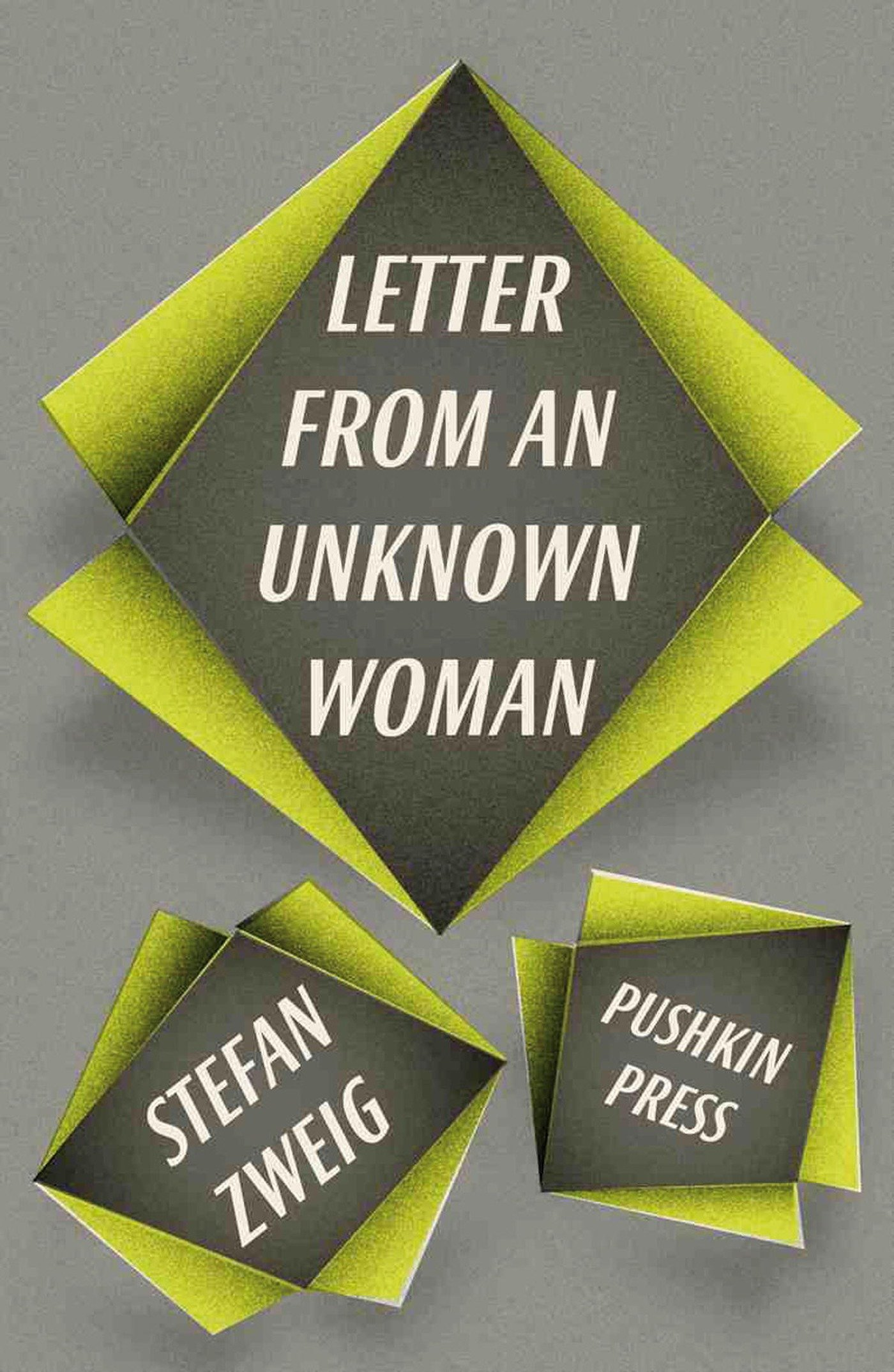 letter from an unknown woman and other stories bell anthea zweig stefan