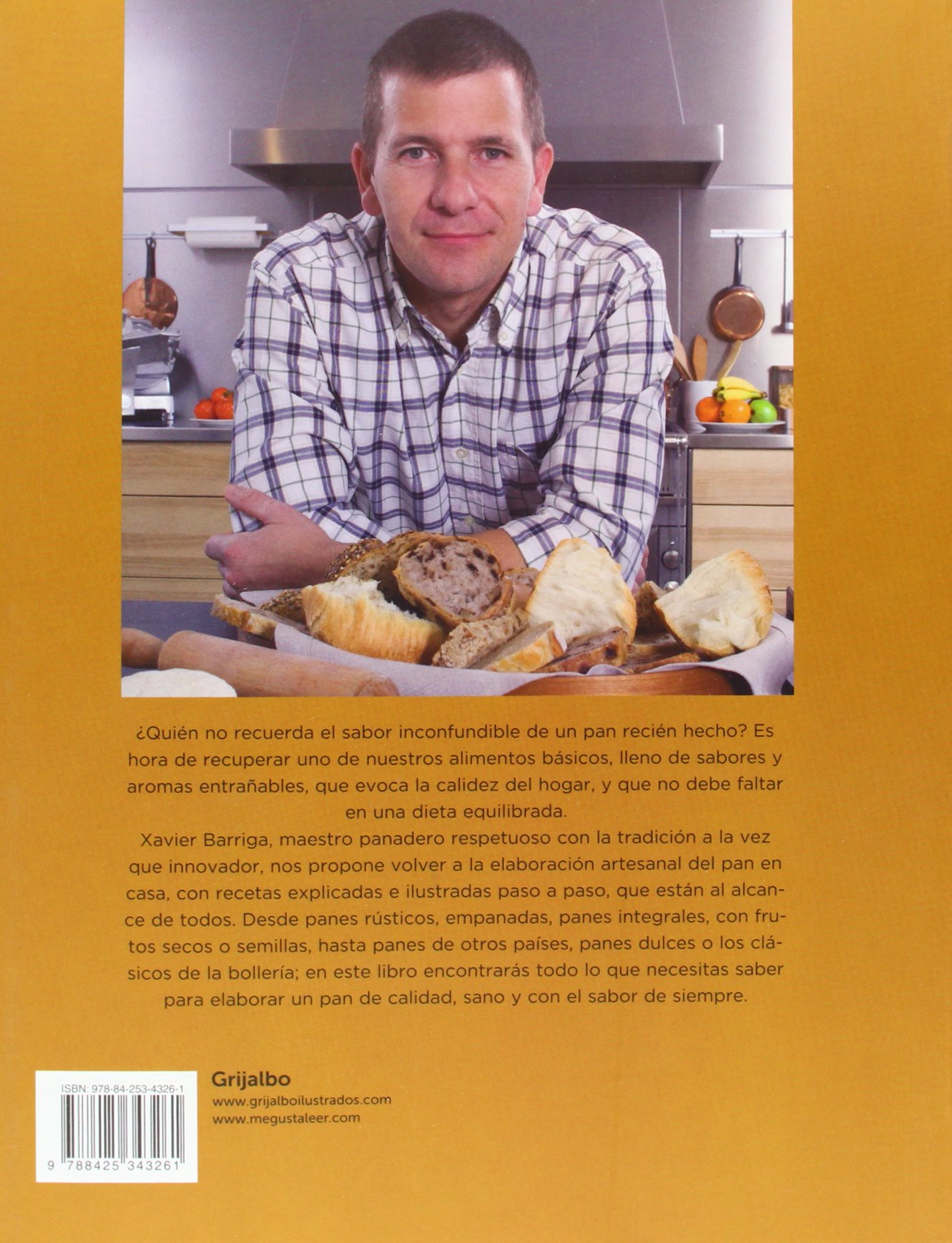 Pan / Bread: Hecho en casa y con el sabor de siempre / Homemade Taste Better (Spanish Edition): Xavier Barriga, Marc Verges: 9788425343261: Amazon.com: ...
