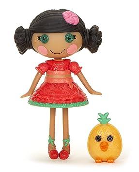 Lalaloopsy - Mini Welt Mango Tiki Wiki Mini Doll 7,5cm