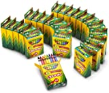 Crayons Bulk, Back to School Supplies, 24 Box