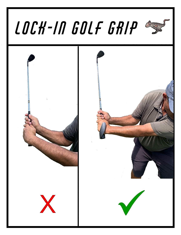 Amazon.com: Lock-in Golf Grip 2019 PGA Merchandising Show ...