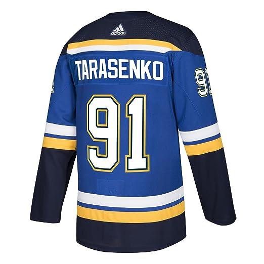 quality design 52df6 1f599 adidas Vladimir Tarasenko St. Louis Blues Authentic Home NHL Hockey Jersey