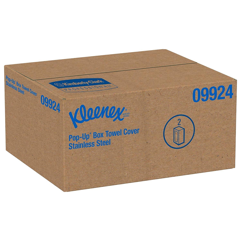 Kimberly-Clark 9924 Dispensador de Toallas Secamanos Pop-Up, Acero Inoxidable: Amazon.es: Industria, empresas y ciencia