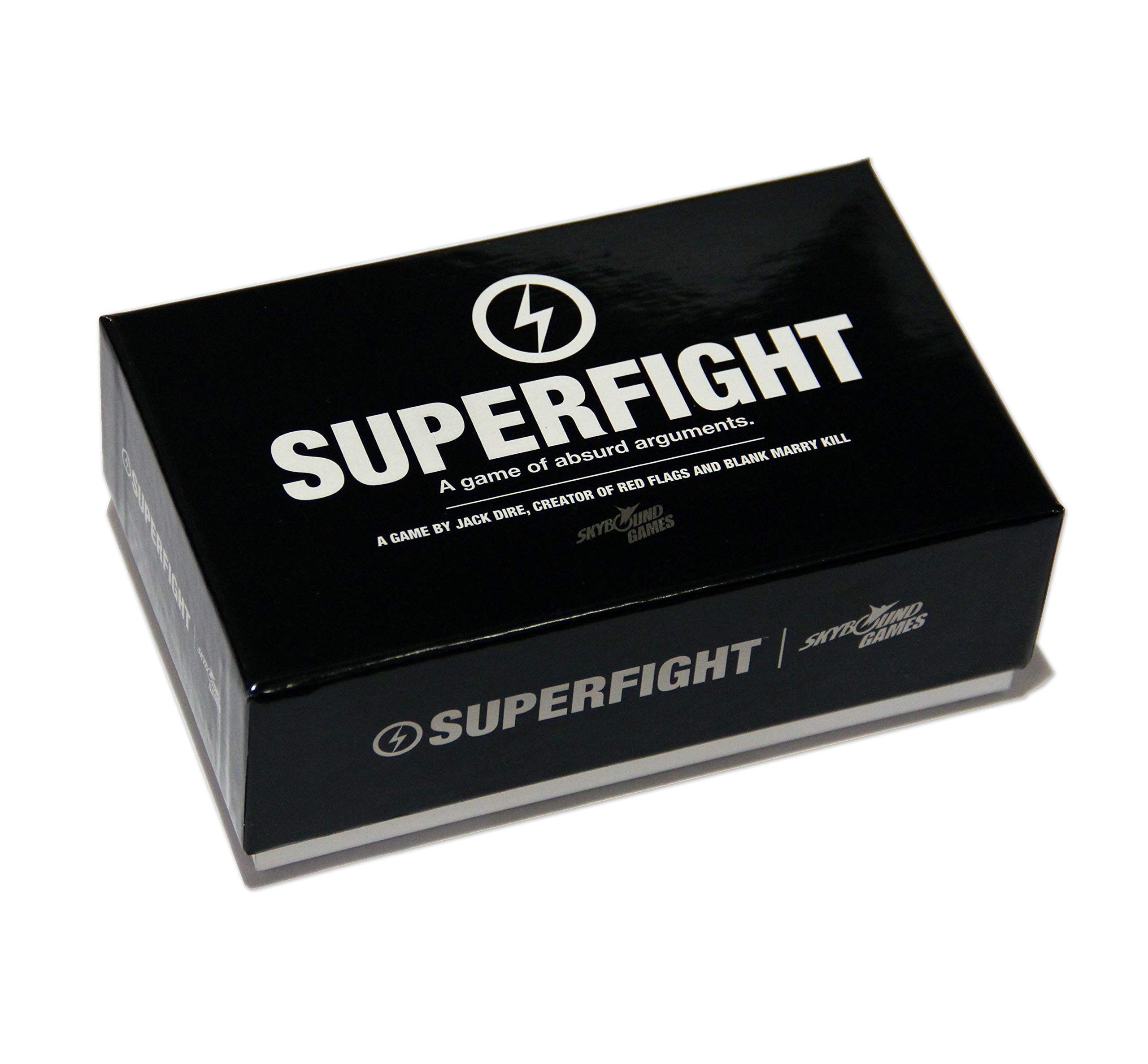 Superfight Skybound's Card Game: The 500-Card Core Deck by Superfight (Image #3)
