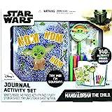 STAR WARS Mandalorian The Child Journal - Conjunto de Actividades