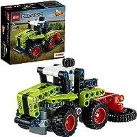 LEGO Technic 42102 Mini Claas Xerion Building Kit (130 Pieces)