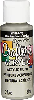 product image for DecoArt Crafter's Acrylic Paint, 2-Ounce, Amish Grey