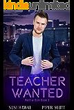 Teacher Wanted (Rent-a-Dom Book 3)
