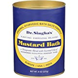 Dr Singha's, Mustard Bath, 8 Ounce