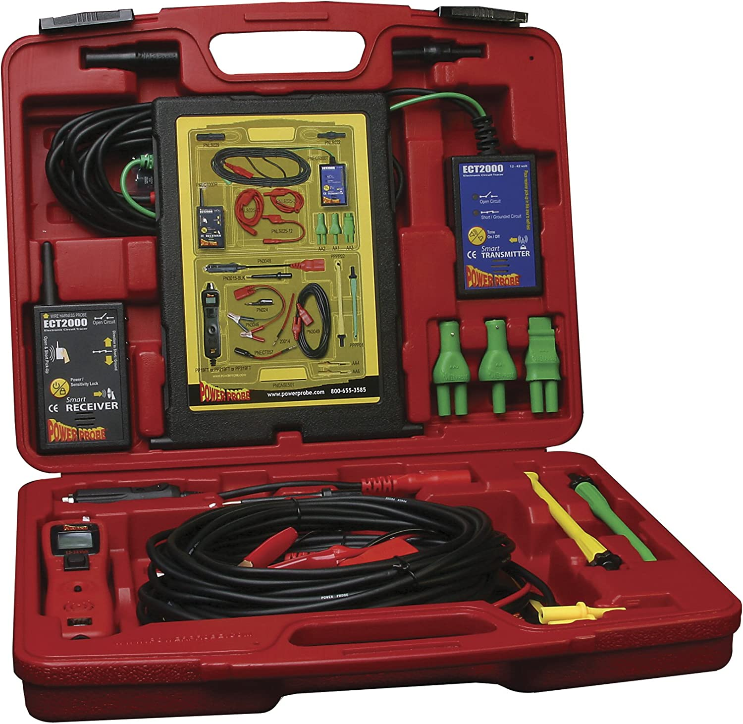 Power Probe PPKIT03S Master Combo Kit