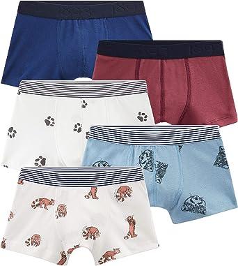 Petit Bateau Boys Boxer Shorts 2-Piece Set Sizes 3-12