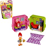 LEGO Friends Mia's Shopping Play Cube 41408 Building Kit, Includes a Collectible Mini-Doll, for Creative Fun, New 2020…