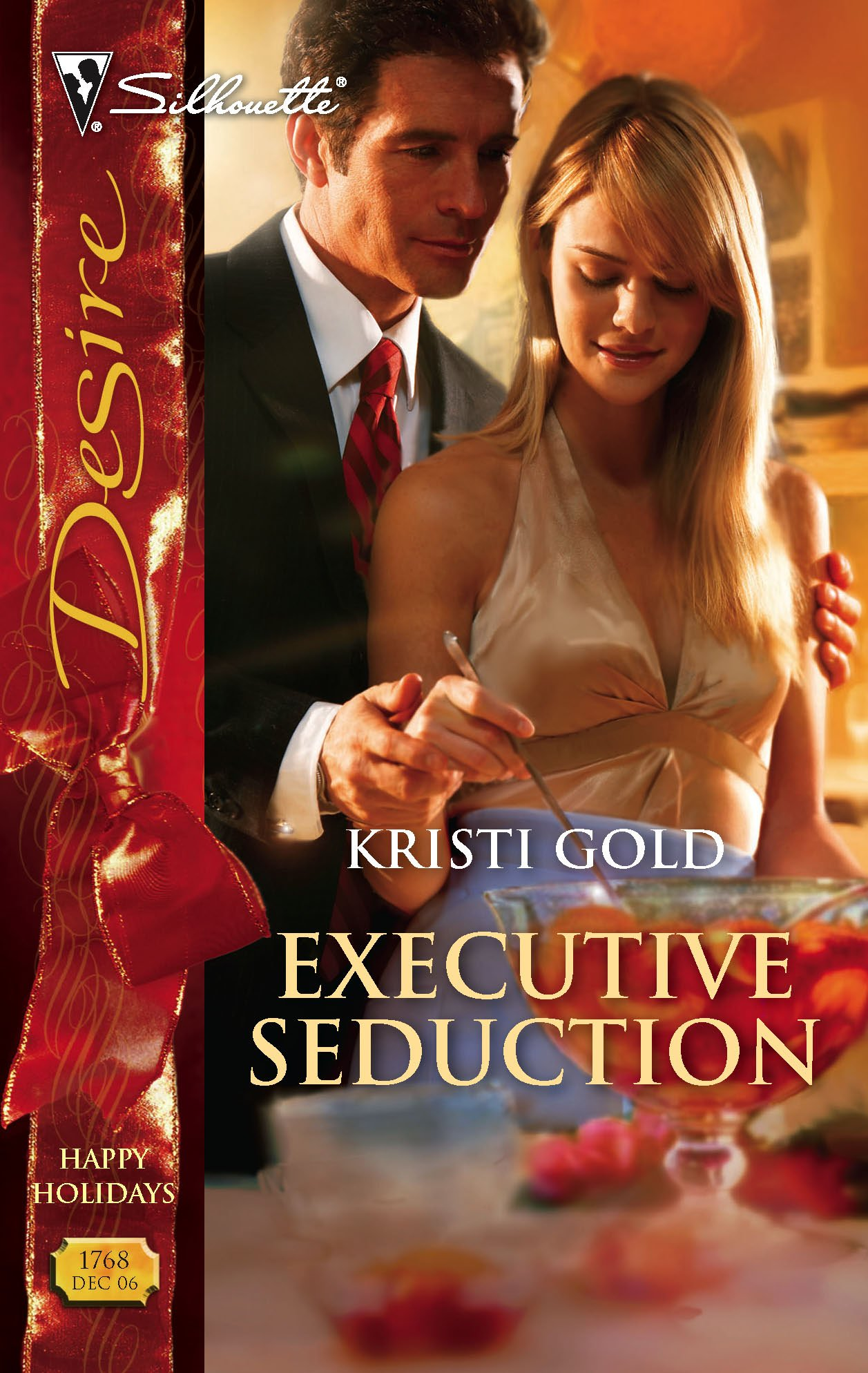 Read Online Executive Seduction (Harlequin Desire) PDF