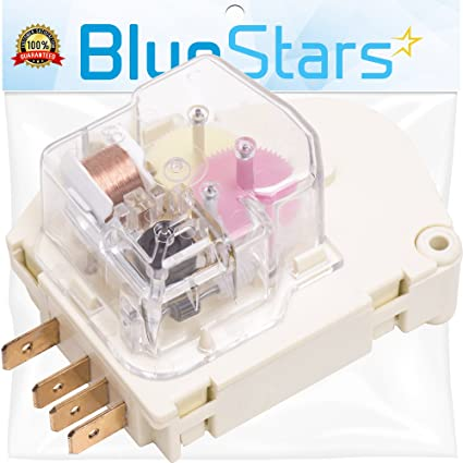 Ultra Durable 215846602 Refrigerator Defrost Timer Replacement Part by Blue  Stars – Exact Fit For Frigidaire & Kenmore Refrigerators – Replaces