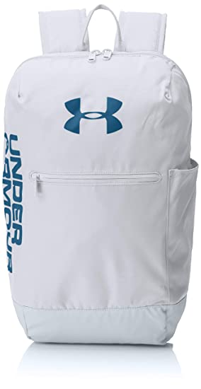 4140325481 Under Armour Patterson Sports Backpack, Water Repellent Gym Rucksack with  Adjustable Straps, Laptop Bag with Storage Slot for Laptops and Tablets