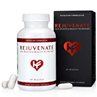 HealFast Rejuvenate - Anti Aging Beauty & Skin Supplement - Clinically-Studied Ingredients...