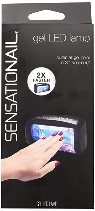 Buy SensatioNail Gel Polish Pro 3060 Led Lamp, 11.5 Ounce Online At Low  Prices In India   Amazon.in
