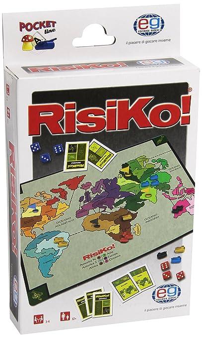 370 opinioni per Editrice Giochi 6034000- Gioco Risiko! Pocket