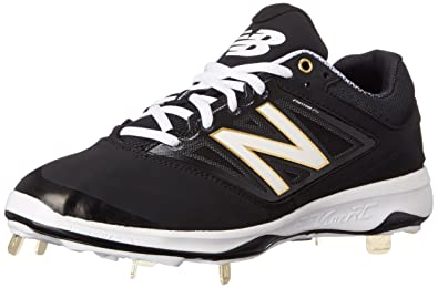 ccd7ca72fa36 Amazon.com  New Balance Men s L4040V3 Cleat Baseball Shoe  Shoes
