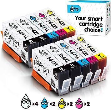 Cartuchos de tinta compatibles con HP 564 XL 564XL de alto ...