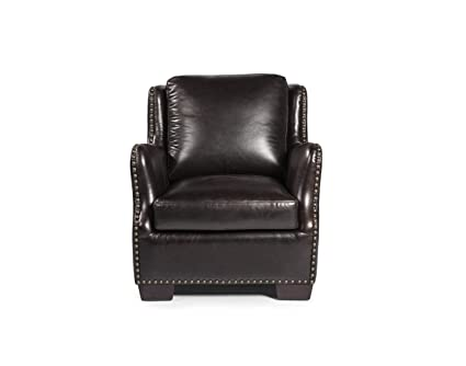 Outstanding Amazon Com Lazzaro Leather Wh 1628 10 9010A Vicar Ncnpc Chair Design For Home Ncnpcorg