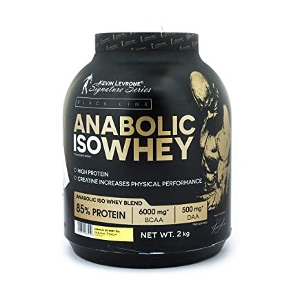 black line whey isolate protein