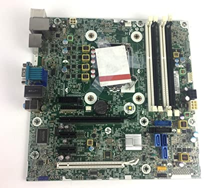 Amazon com: HP Elitedesk 800 G1 SFF Motherboard 737728-001