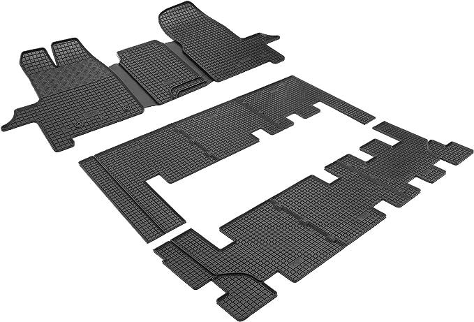 Fußmatten Gummifußmatten Automatten Passgenau Gummimatten Premium Qualität Fahrzeugspezifisch Tx 0055 0 Auto
