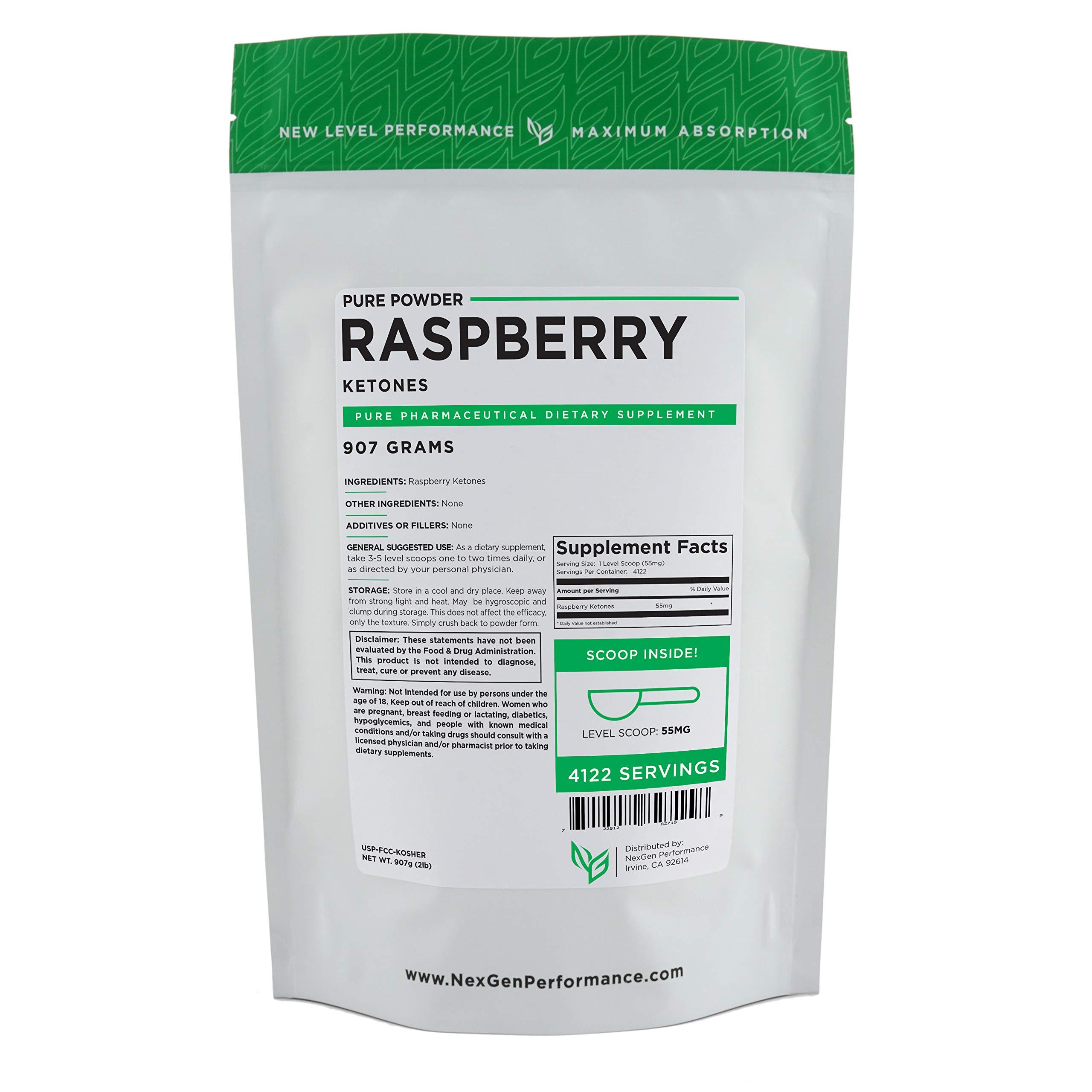 Raspberry Ketones Powder - Pharmaceutical Grade - 100% Pure (2lb (32oz))