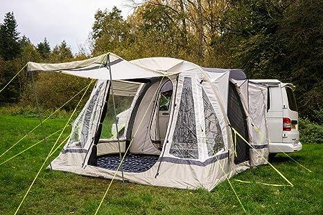 OLPRO Loopo Breeze Campervan - Toldo Hinchable para Camping, Color ...