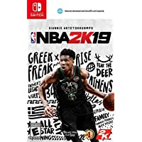 Deals on NBA 2K19 for Nintendo Switch