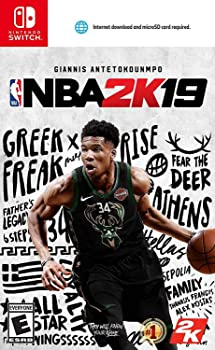 NBA 2K19 for Nintendo Switch, PS4 or Xbox One