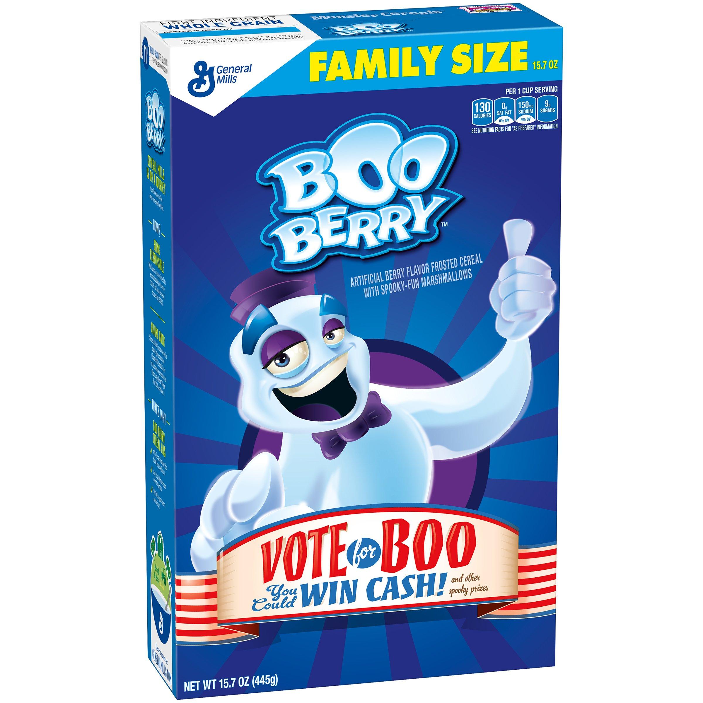 Amazon.com: General Mills Cereals Franken Berry, 15.7 Oz: